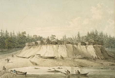 Cape Mudge, 1792, Newberry Library